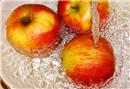 Meyve ve sebzelerdeki ilacı temizlemek için...
