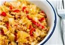 Sevilmeyen yemekler: Kapuska