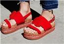 Sandalet mevsimi başlıyor