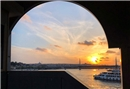 Harika gün batımı fotoğrafları