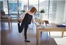 Masa başında çalışanlar için egzersizler