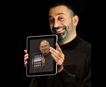 Cem Yılmaz İmzalı iPad
