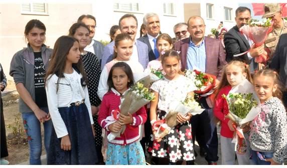 İçişleri Bakan Yardımcısı Çataklı, Ahıska Türklerini ziyaret etti