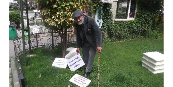 'HÜSNÜ AMCA'NIN İLK HEDEFİ TEMİZLİK