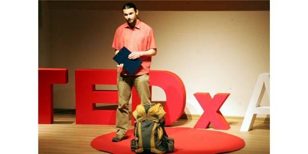 ANTALYA'DA TEDX ETKİNLİĞİ