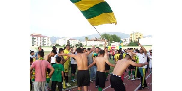 Osmaniyespor 2011 BAL'a yükseldi
