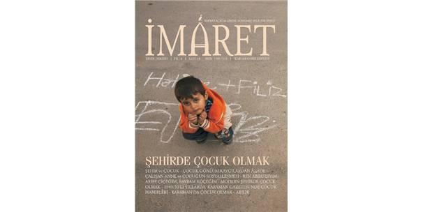 İMARET DERGİSİ'NİN 14. SAYISI OKUYUCULARIYLA BULUŞTU