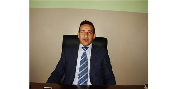 Çatalzeytin'de,Milli Eğitim Şube müdürü Altan göreve başladı