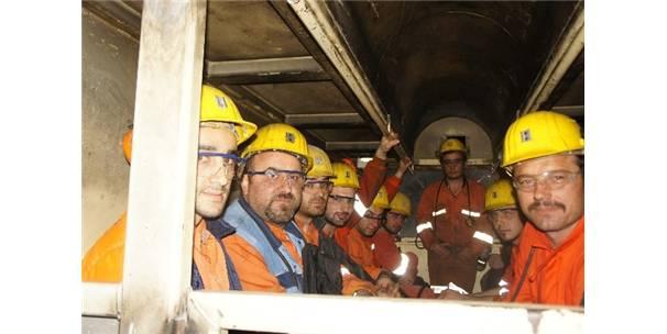 Soma'daki korkunç olaydan sonra maden işletmeleri harekete geçti