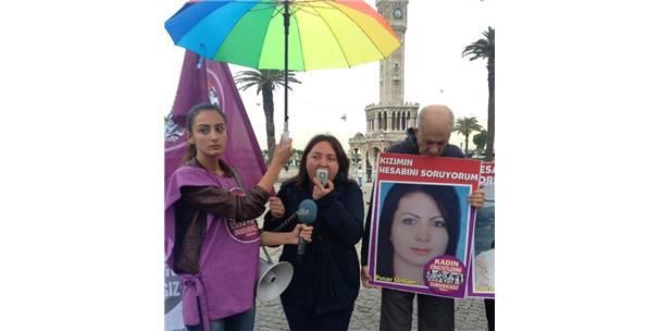 Kadın Cinayetlerini Durduracağız Platformu'ndan 'en ağır ceza' çağrısı