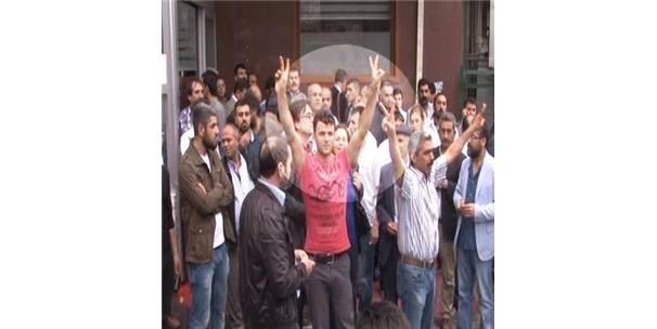 ÖNCE HDP'Lİ, DAKİKALAR SONRA ÜLKÜCÜ OLDU