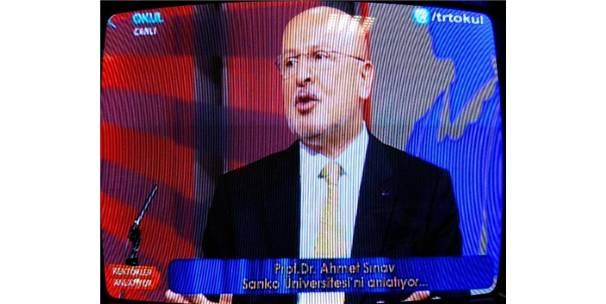 """PROF. DR. SINAV: """"TIP BİLİMLERİ ALANINDA TÜRKİYE'NİN İLK TEMATİK ÜNİVERSİTESİYİZ"""""""