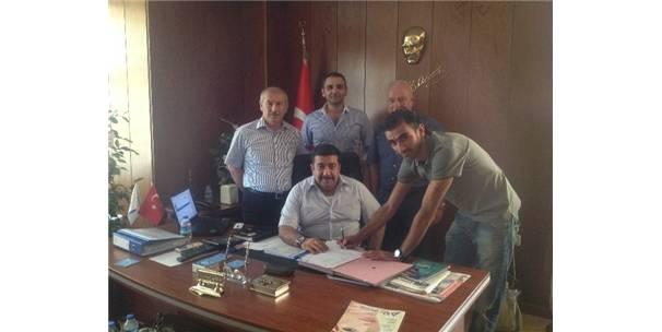 Azerbaycanlı milli golcü Javadov Büyükşehir'de