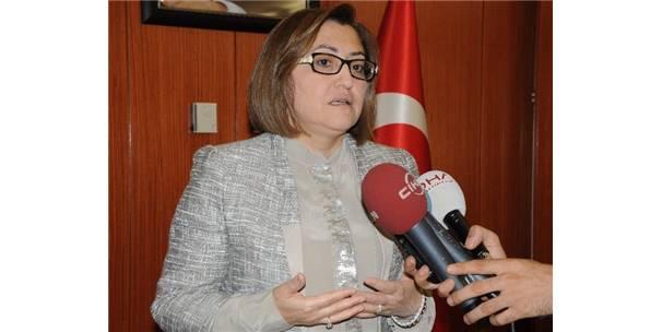 BAŞKAN FATMA ŞAHİN'DEN 'GAZİANTEP'TEKİ GERGİNLİK' AÇIKLAMASI
