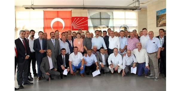 CHP İl Başkanlarından Kılıçdaroğlu'na destek