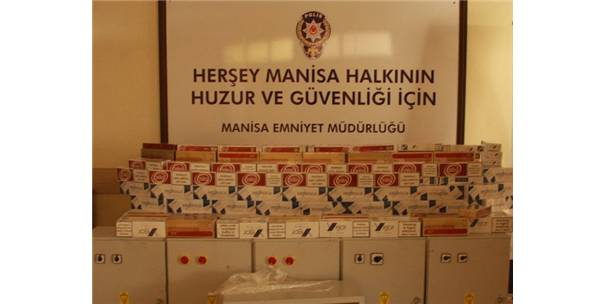 MANİSA POLİSİNDEN İKİ HAFTADA 90 OPERASYON
