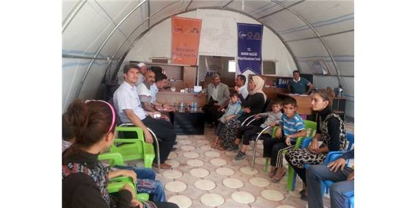 DİVES IŞİD'İN SALDIRI VE KATLİAMLARINI KINADI