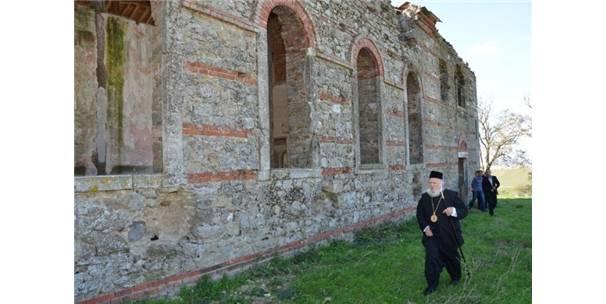 PATRİK BARTHOLOMEOS GERMİYAN ORTODOKS KİLİSESİNİ ZİYARET ETTİ
