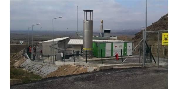 Amasya'da çöpten elektrik üretimi başladı