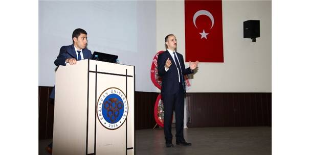 Erzincan Üniversitesi personeline verilen temel iş güvenliği eğitimi tamamlandı