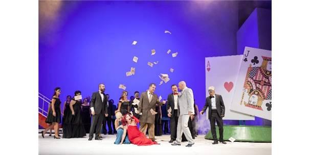 """""""La Traviata"""" Antalya'ya veda ediyor"""
