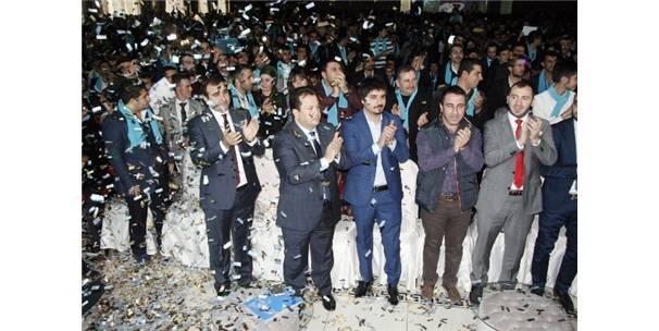 DİYARBAKIR'DA 'MEGA CONVENTİON VİZYON 2015' TOPLANTISI