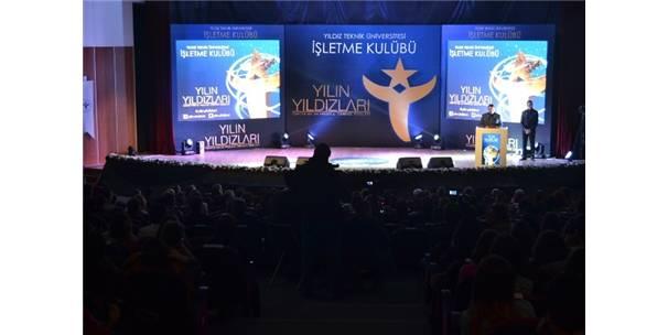 """""""YILIN YILDIZLARI ÖDÜLLERİ"""" SAHİPLERİNİ BULDU"""