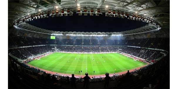Konya Büyükşehir Torku Arena, dünyanın en iyi 5 stadı arasında