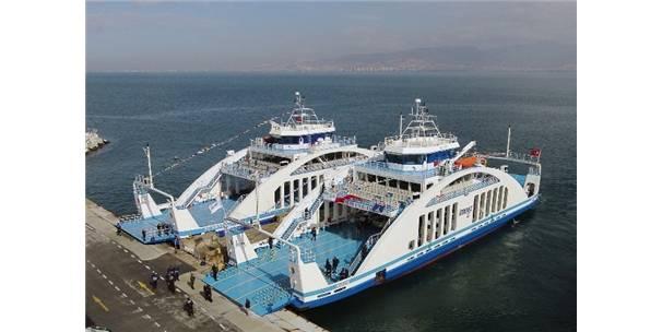 Mavi Ege İzmir'de seferlerine başladı