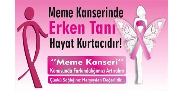 KANSER'DE ERKEN TEŞHİS ÖNEMLİ