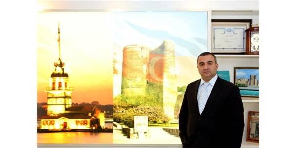 AZERBAYCANLI İŞ ADAMI İZMİR'DEN MİLLETVEKİLİ ADAY ADAYI OLDU