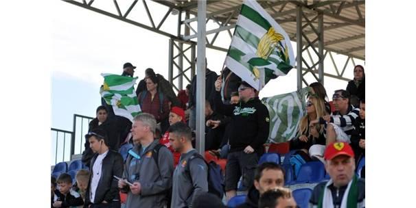 U12 CUP COŞKUYLA BAŞLADI
