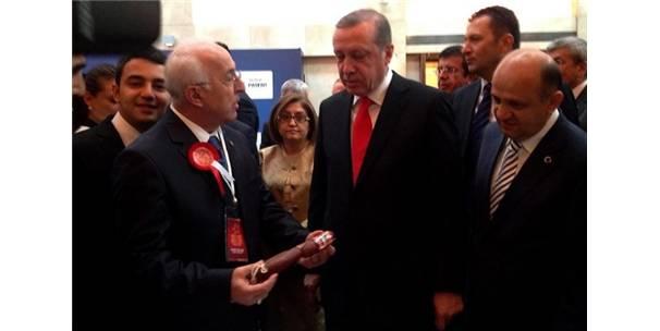 KTO '4. TÜRK PATENT ÖDÜLLERİ' TÖRENİNE DAMGA VURDU