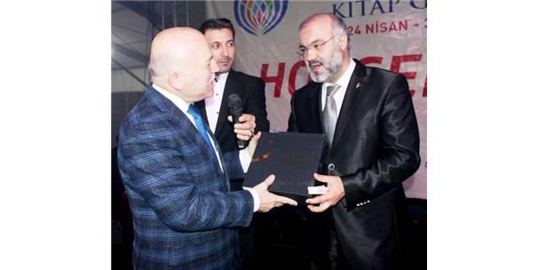 2015 Erzurum Kitap Günleri hoş bir seda ile bitti