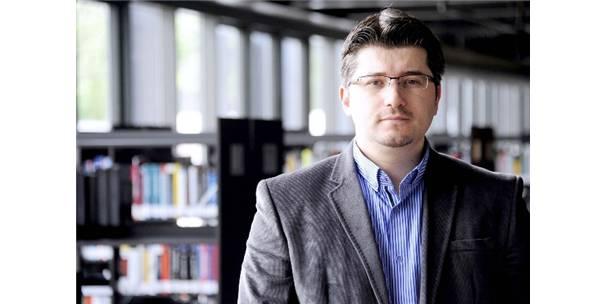 TÜBA'DAN AGÜ ÖĞRETİM ÜYESİNE 'GENÇ BİLİM İNSANI' ÖDÜLÜ