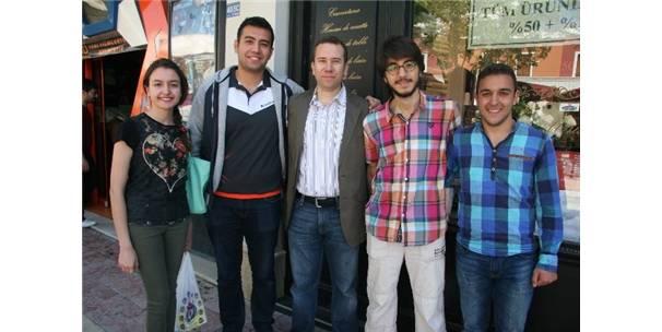 AKÜ Sağlık Meslek Yüksekokulu öğrencileri engellileri unutmadı