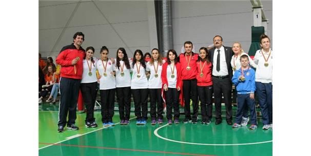Avrupa şampiyonasında Türkiye imzası