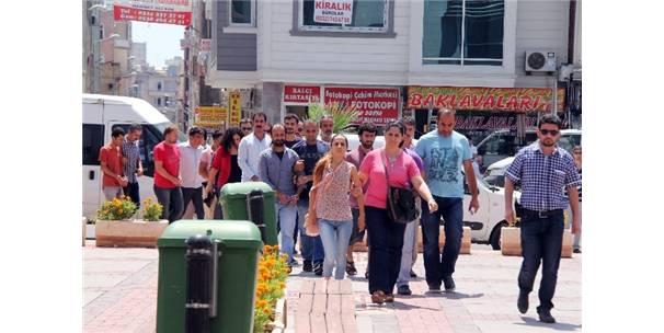 Mersin'de terör operasyonu: 13 gözaltı-Mersin Haberleri
