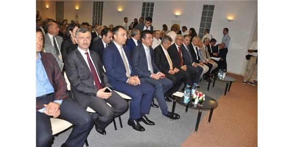 """Zeybekçi; """"İzmir'i serbest bölgler şehri yapalım""""-İzmir Haberleri"""