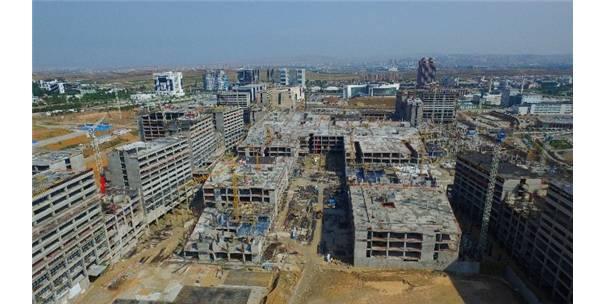 Ankara Şehir Hastanesi: BAKAN MÜEZZİNOĞLU BİLKENT ŞEHİR HASTANESİ KAMPÜSÜ