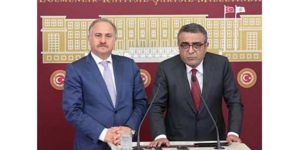 CHP'DEN CİZRE KONUSUNDA HDP'YE DESTEK