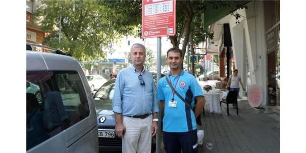 SAMSUN'DA BAYRAMDA PARKOMATLAR ÜCRETSİZ