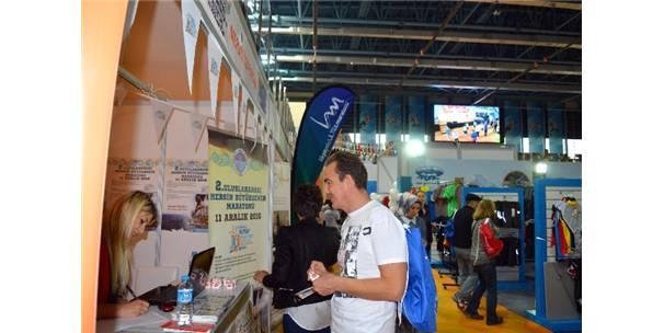 2. ULUSLARARASI MERSİN MARATONU, İSTANBUL MARATON EXPO'DA TANITILDI