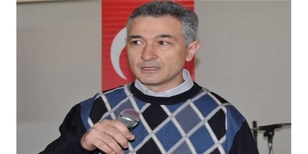 BANDIRMA'DA İNŞAAT MÜHENDİSLERİ ODASI'NDAN TOPLANTI