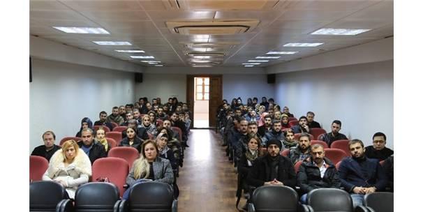 DİYARBAKIR'DA 'GİRİŞİMCİLİK' TOPLANTISI