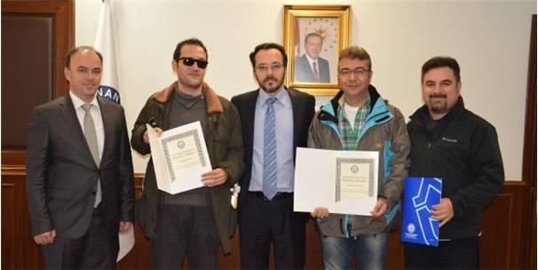 EYBİS, Adnan Menderes Üniversitesi'nde de hayata geçirildi