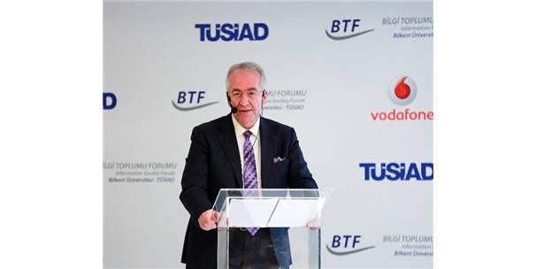 Vodafone ve TÜSİAD^'tan 'Dijitalleşme' işbirliği
