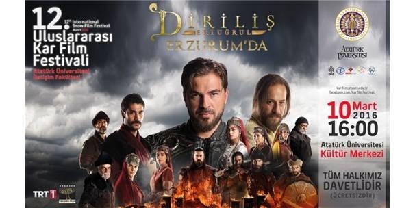 """DİRİLİŞ """"ERTUĞRUL"""" 12. KAR FİLM FESTİVALİ'NDE"""