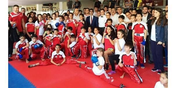 Kickboks Open Cup Antalya'da başlıyor-Antalya Haberleri