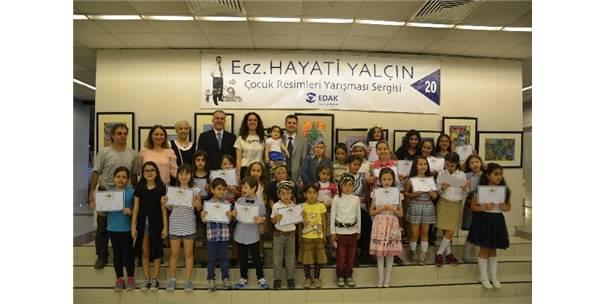 Eczacı Hayati Yalçın Çocuk Resimleri Yarışması Sonuçlandı 20